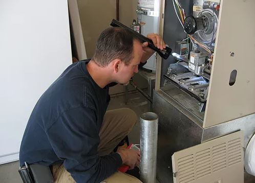 Furnace and Heating Repair Man